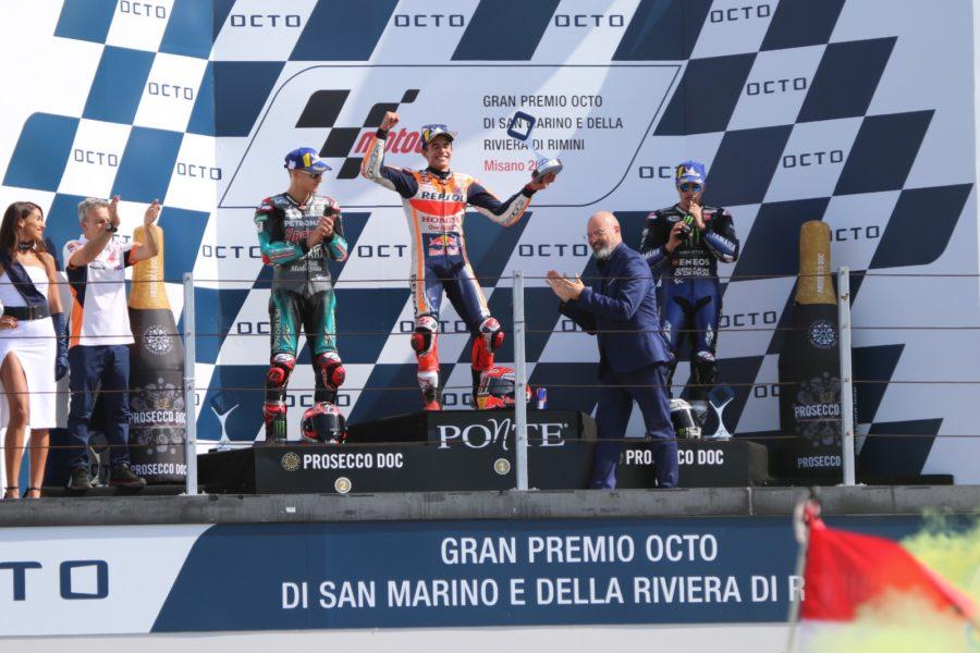 Gran Premio OCTO di San Marino e della Riviera di Rimini – Quasi 160.000 spettatori nel weekend