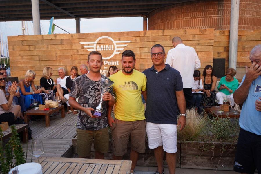 2° Trofeo Yacht Club Rimini – Vince l'equipaggio con Andrea Muratori come skipper