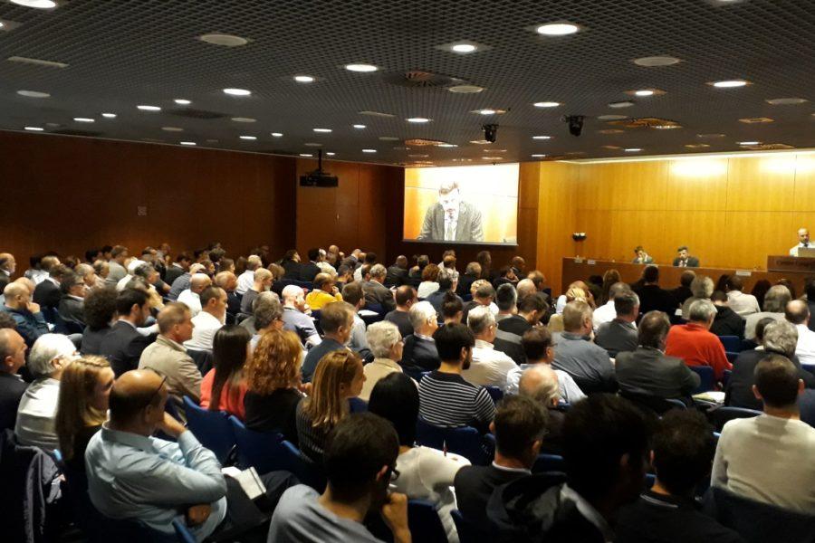 Rigenerazione urbana, cessione del credito, ecobonus e sismabonus: sala gremita al Centro Congressi SGR per il convegno
