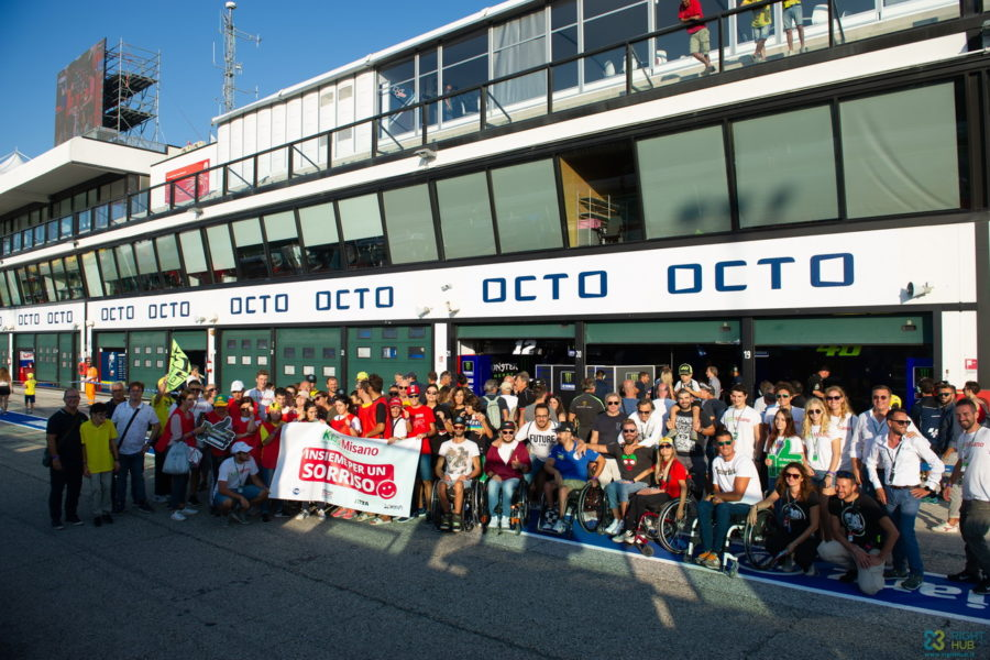 KiSS Misano sale sul podio del Gran Premio OCTO di San Marino e della Riviera di Rimini