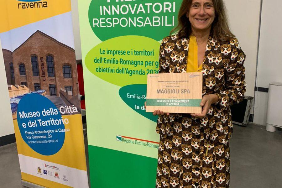 Il Gruppo Maggioli tra i vincitori del Premio Innovatori Responsabili
