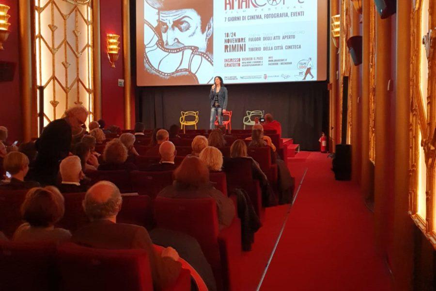 Premio Un felliniano nel mondo – Amarcort Film Festival