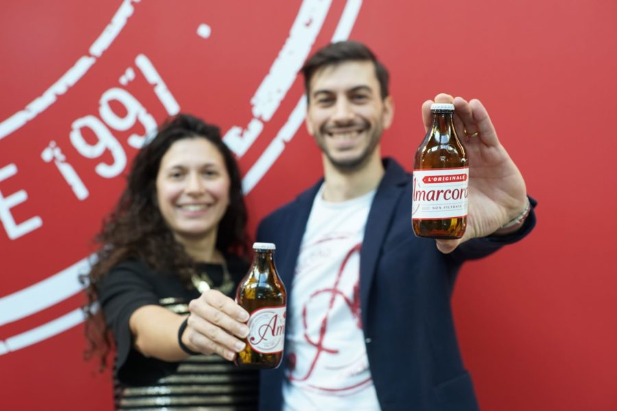 "A Beer & Food Attraction presentata ""L'Originale"" la nuova nata di Birra Amarcord"