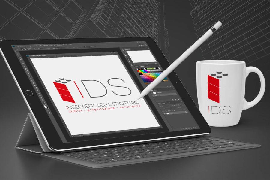 Ingegneria delle Strutture – Logo Design