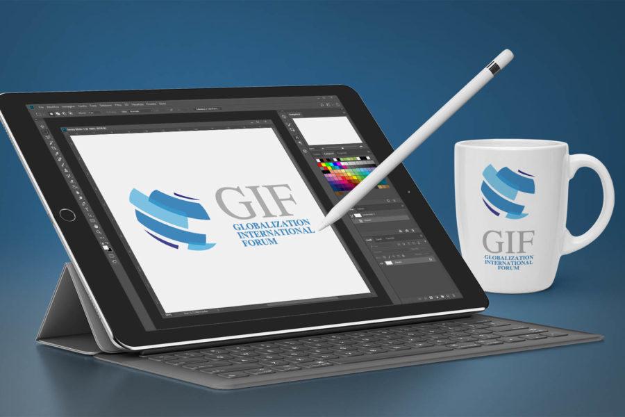 Globalization International Forum – Logo Design