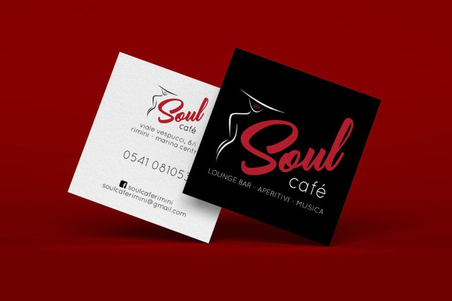 Soul Cafè – Grafica Coordinata