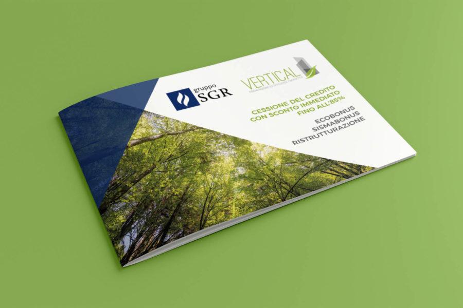 Vertical – Brochure