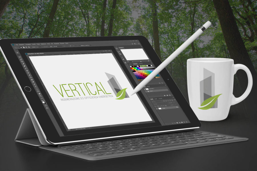 Vertical – Logo Design