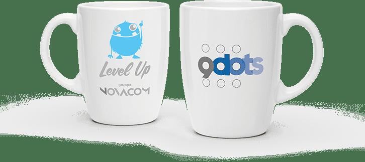 9dots ha scelto il Gruppo Novacom per il design del logo, la grafica coordinata, creazione sito web, comunicazione social media, ufficio stampa