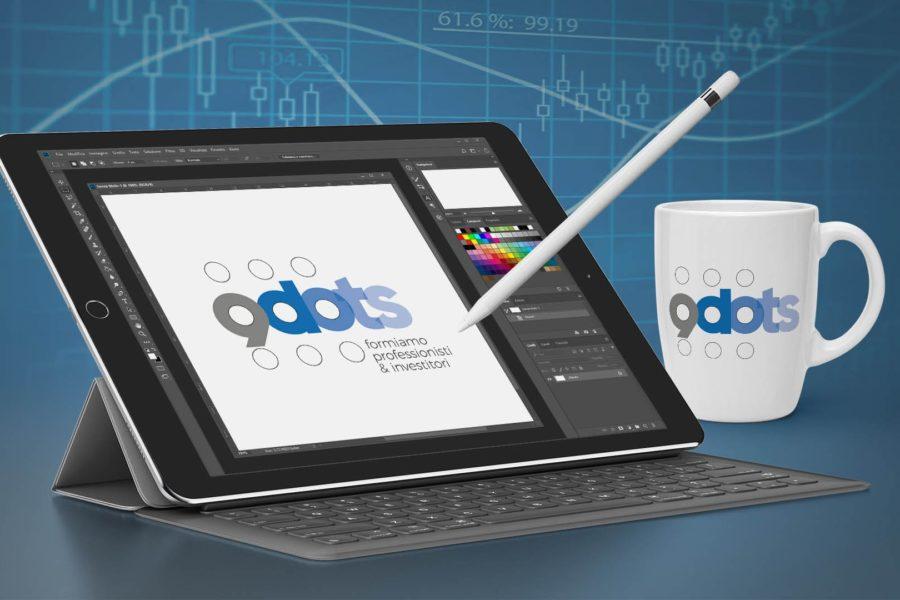 9dots – Logo Design