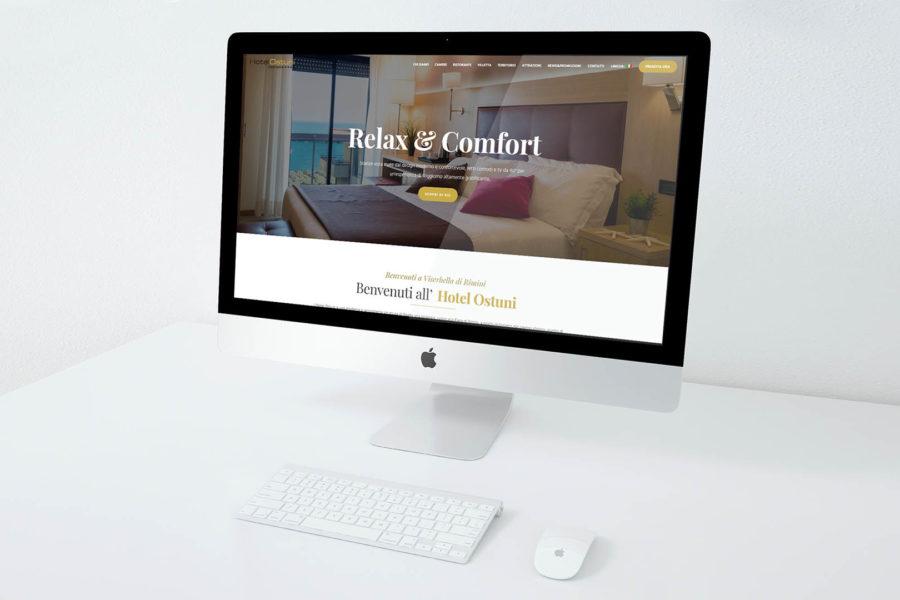 Hotel Ostuni – Sito Web