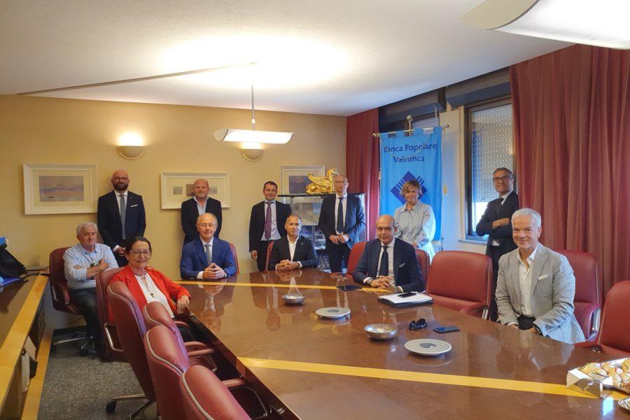 Banca Popolare Valconca – Si è tenuta oggi l'Assemblea dei Soci