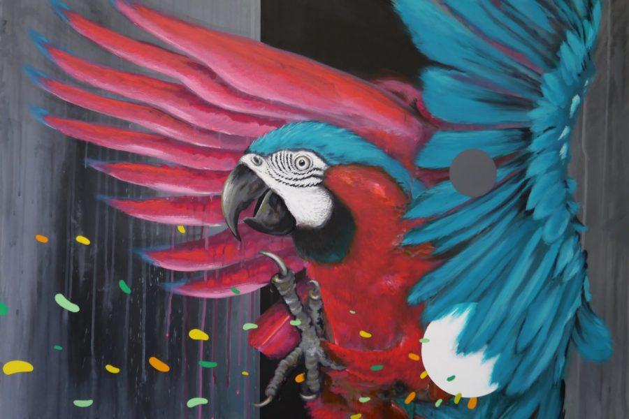 Et Ars Est! Street art in Colonia