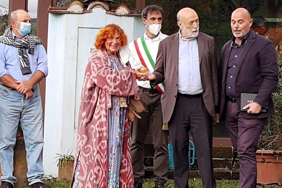 """Inaugurazione oggi per """"Gli Antichi Frutti d'Italia si incontrano a Pennabilli"""". Domani alle 11.00 premiazione di Emilio Ambasz e alle 16.00 omaggio a Ezio Bosso con Paolo Fresu"""