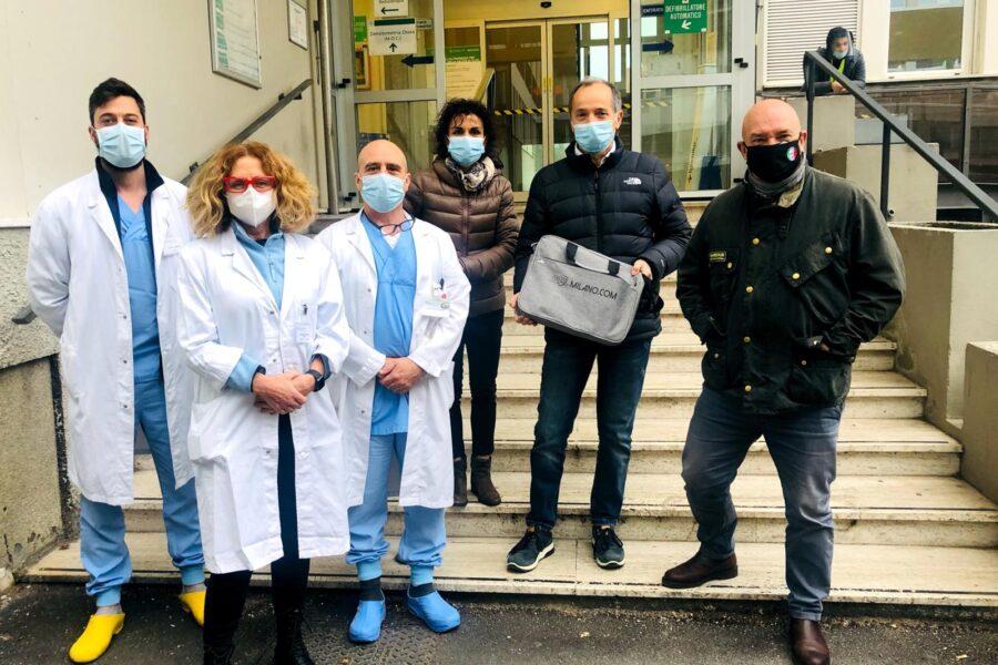 AROP ODV e PHOTOSI' per l'acquisto di una sonda ecografica wireless per la Chirurgia Pediatrica