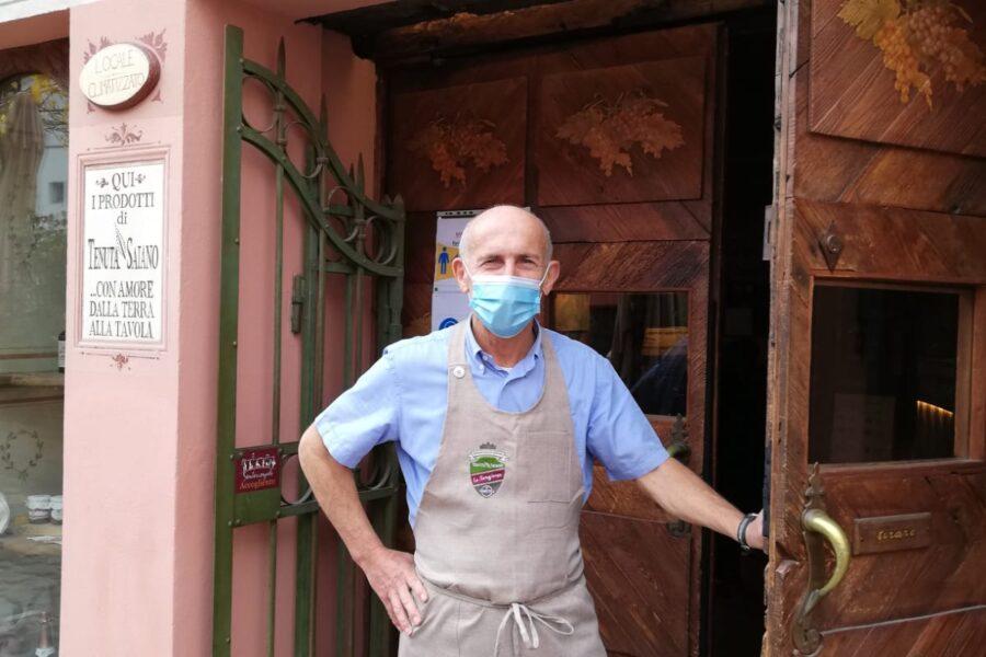 Osteria La Sangiovesa dopo 30 anni apre per la prima volta a pranzo