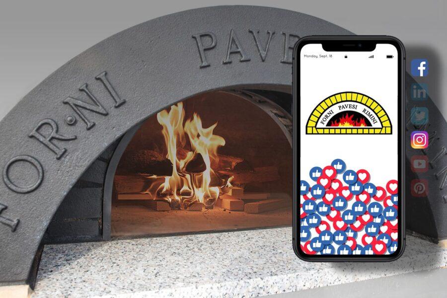Forni Pavesi Rimini – Comunicazione Social