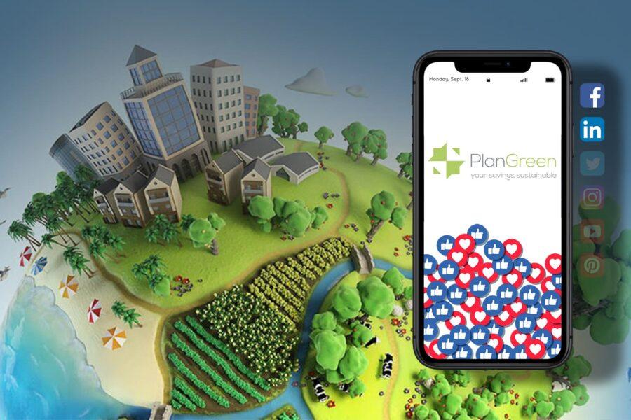 Plangreen – Comunicazione Social