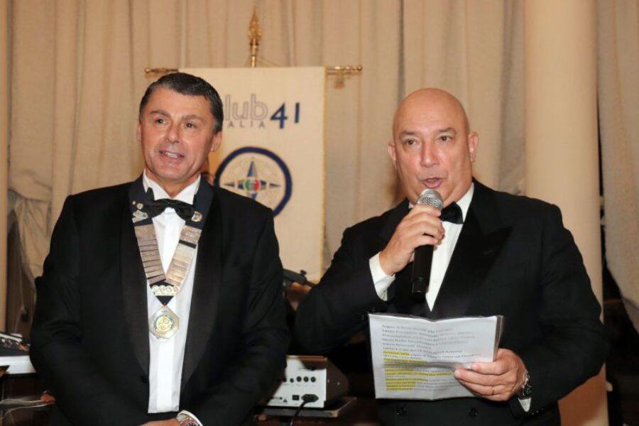 Il Club 41 raccoglie 62mila euro per il reparto di Pneumologia dell'Ospedale di Rimini