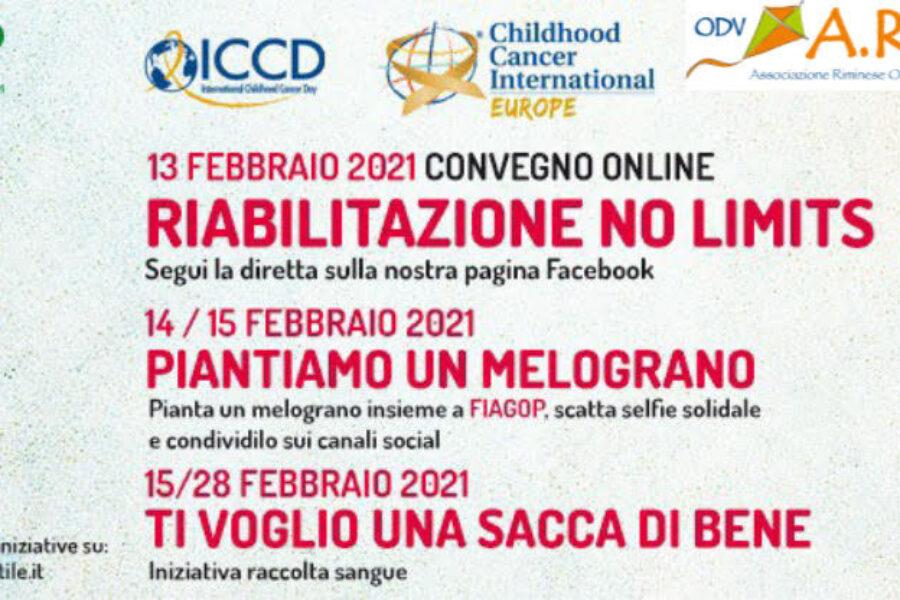 AROP – Giornata mondiale contro il cancro infantile