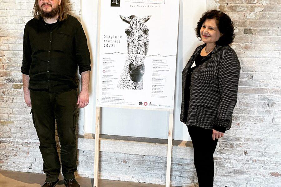 Dantedì, l'omaggio del Comune di San Mauro Pascoli: lo spettacolo di Mercadini che sarà presentato in anteprima a Villa Torlonia Teatro