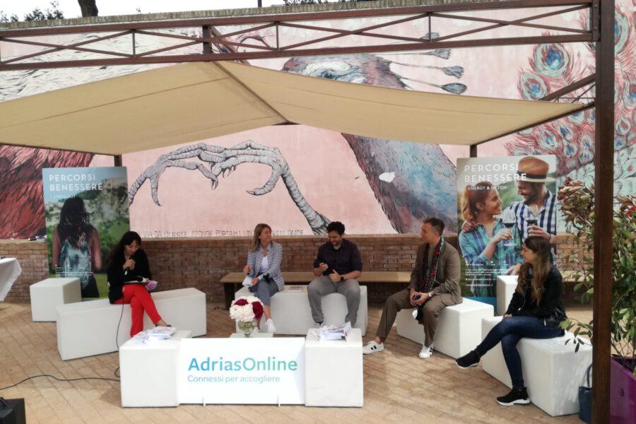 Turismo esperienziale| Riviera di Bellezza e Turismo 4.0 presentati a Salotto Kapperi | Giardini d'autore