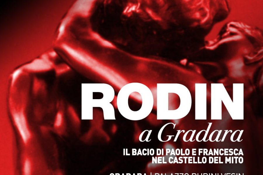 Francesca2021 | Rodin a Gradara. Il bacio di Paolo e Francesca nel Castello del Mito