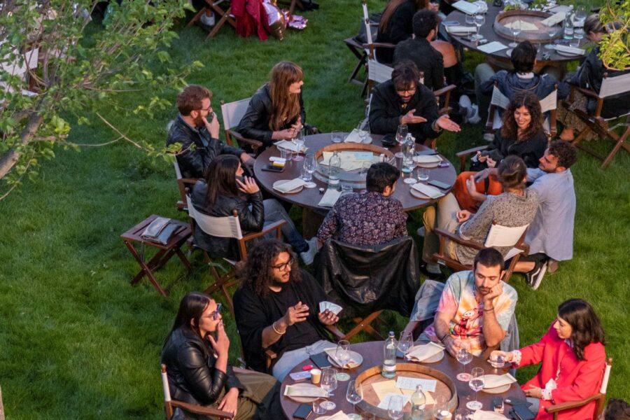 A Tenuta Saiano è tempo di Bucolica Wine Garden