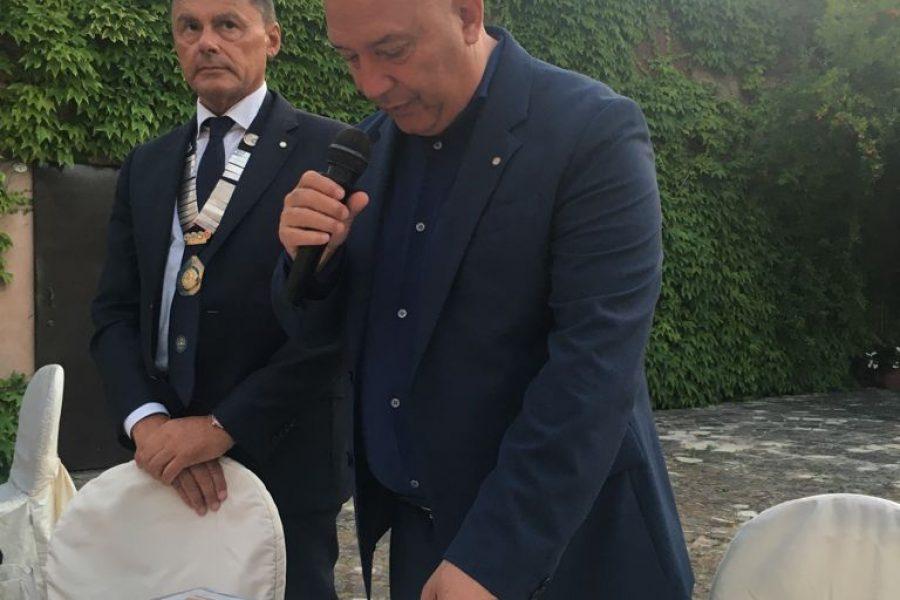 Roberto Romagnoli nominato presidente del Club 41 Rimini