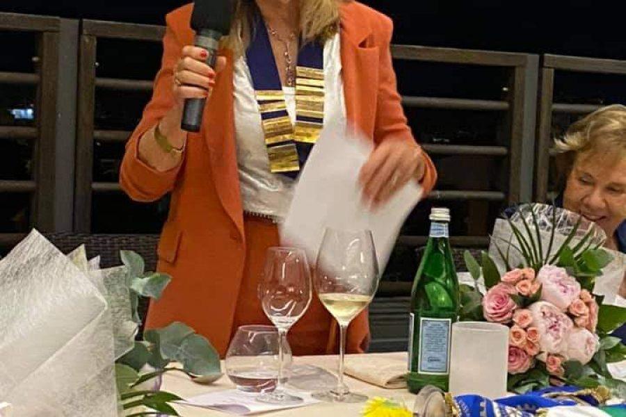 Inner Wheel Rimini e Riviera – Bruna Pulcinelli Pizzioli alla guida del prestigioso Club femminile