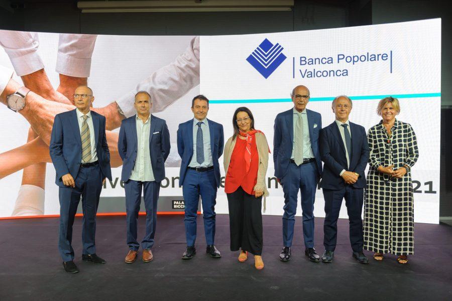 Banca Popolare Valconca, ieri a Riccione la convention annuale