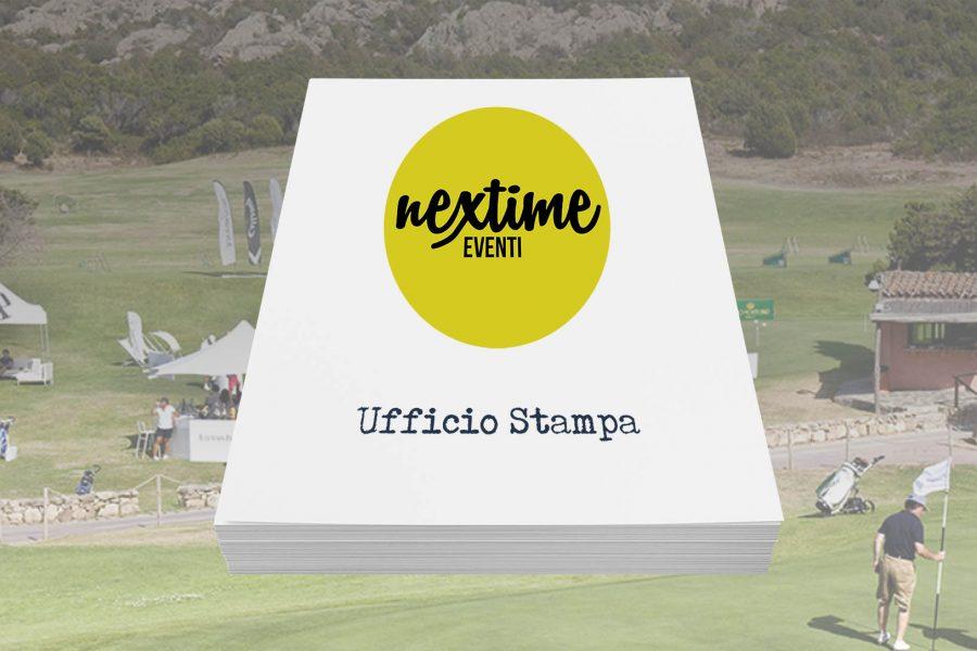 Next Time – Ufficio Stampa