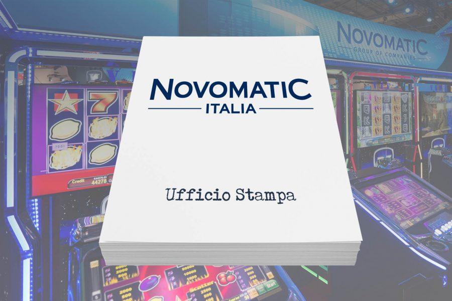 Novomatic – Ufficio Stampa