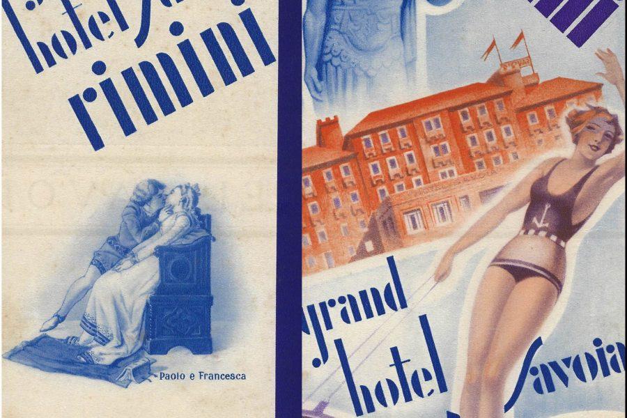 FRANCESCA2021 | Francesca e Pirandello ai Bagni di Rimini | Rimini, Corte di Palazzo Gambalunga, 19 agosto, ore 21