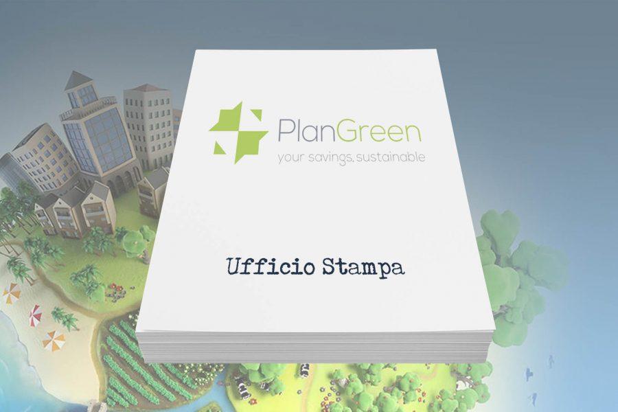 Plan Green – Ufficio Stampa