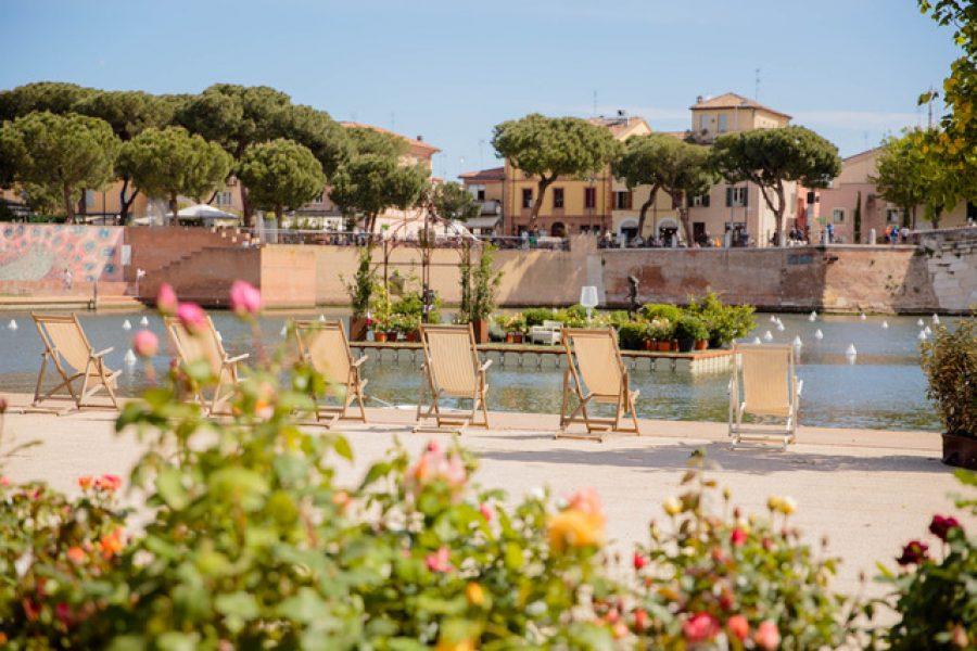 Giardini d'Autore | Giovedì 16 settembre una cena come omaggio ai 2000 anni del Ponte di Tiberio