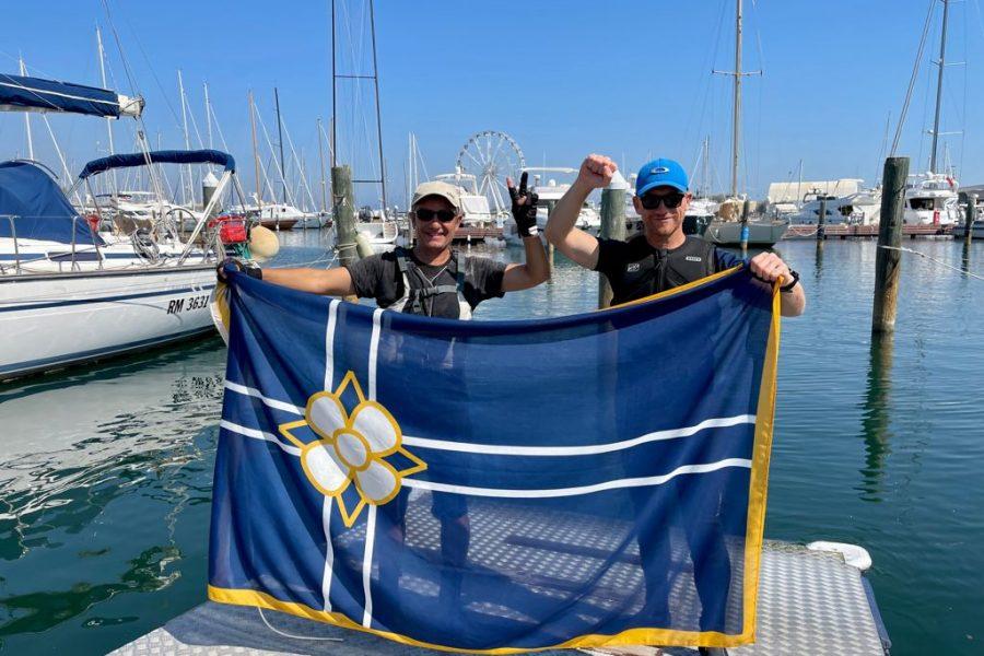 Yacht Club Rimini – Federico Bressan, 1° Classificato Campionato Italiano Laser Master
