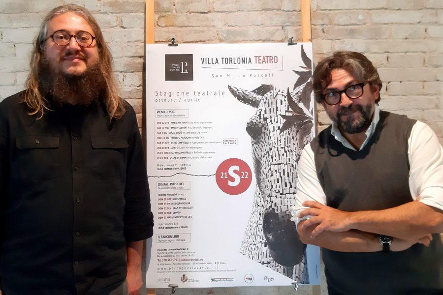 VILLA TORLONIA TEATRO – Stagione Teatrale 21/22 Ottobre/Aprile