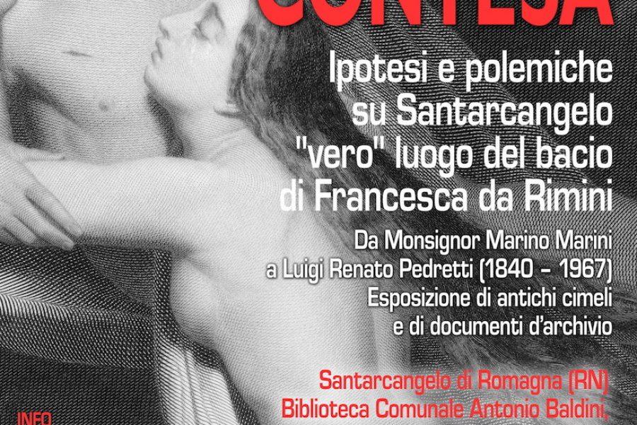 Francesca2021 | A Santarcangelo, una passione contesa | Esposizione presso Biblioteca Comunale Antonio Baldini, 8 – 30 ottobre 2021