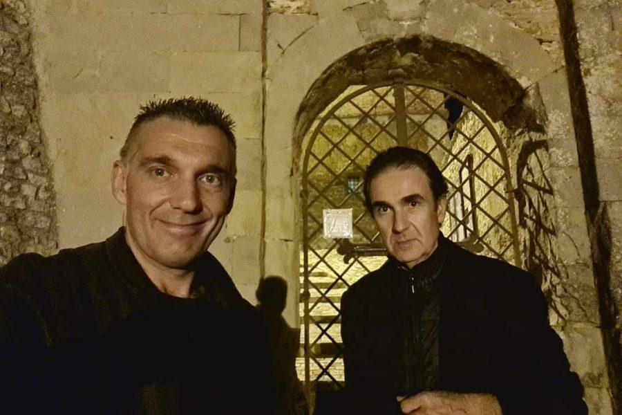 San Leo – L'illusionista Gabriel ha trascorso l'intera notte nella cella che fu di Cagliostro