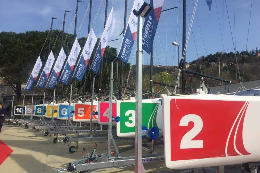 Yacht Club Rimini ospita il Campionato Italiano Assoluto per Club